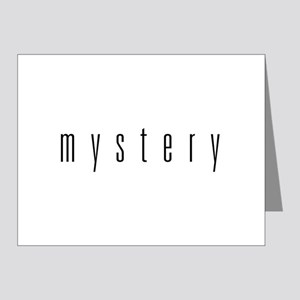 Mystery Note Cards (Pk of 20)
