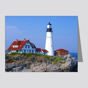 Portland Head Light Note Cards (Pk of 20)