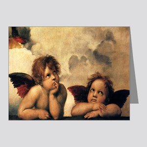 Angels by Raphael Note Cards (Pk of 20)