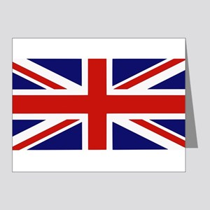 British Flag Note Cards (Pk of 20)