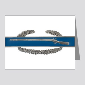 Combat Infantry Badge Note Cards