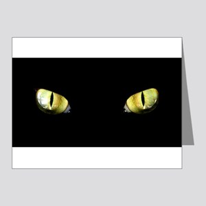 Cat Eyes Note Cards (Pk of 20)