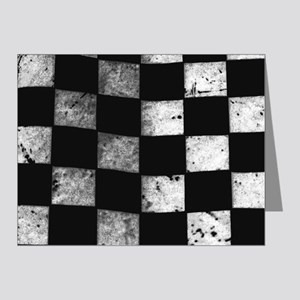 Checkered Flag Note Cards