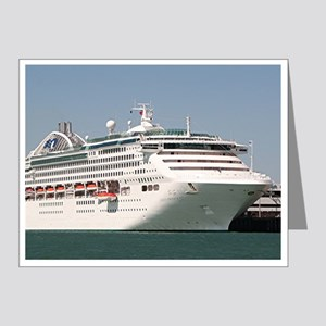 Dawn Princess Cruise Ship Note Cards