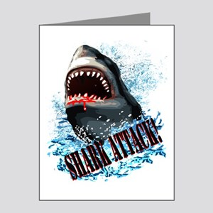 Shark Attack! Note Cards (Pk of 20)