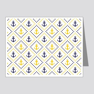 Diamond Anchor NY Note Cards (Pk of 20)