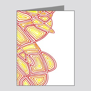 Side Fire Note Cards (Pk of 20)
