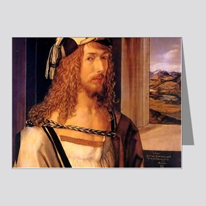 Albrecht Durer Self Portrait Note Cards (Pk of 20)
