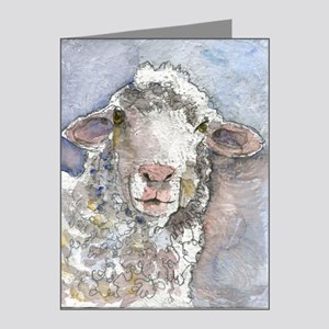 Shorn This Way, Sheep Note Cards (Pk of 20)
