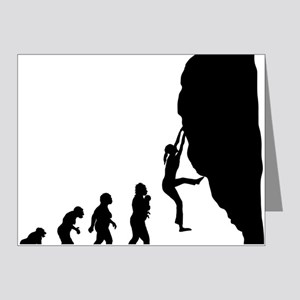 Rock Climbing Note Cards (Pk of 20)