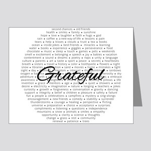 Grateful For... Note Cards