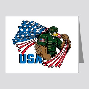USA Note Cards