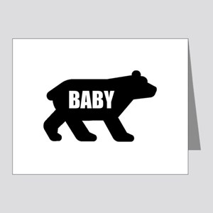 Baby Bear Note Cards