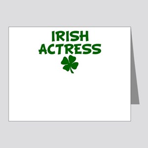 Actress Note Cards (Pk of 20)