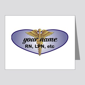 Personalized Nurse Note Cards (Pk of 20)