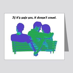 Cheaters Note Cards (Pk of 20)