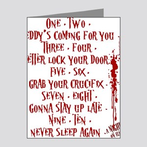 Freddy Song Note Cards (Pk of 20)