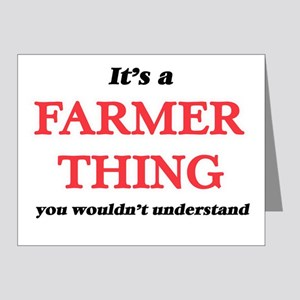 It's a Farmer thing, you wouldn&#39 Note Cards