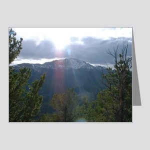 Pikes Peak Note Cards (Pk of 20)