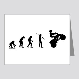 ATV Evolution Note Cards (Pk of 20)