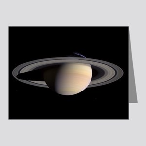 Saturn Note Cards