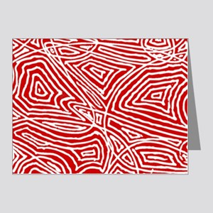 Scribbleprint Wallet Note Cards (Pk of 20)