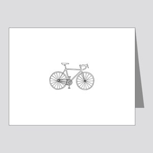 road bike Note Cards (Pk of 20)