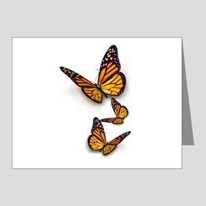 Monarch Butterlies Note Cards (Pk of 20)
