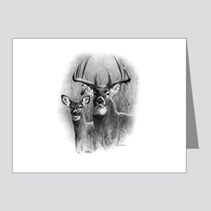 Big Buck Note Cards (Pk of 20)