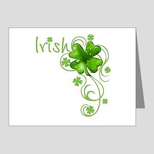 Irish Keepsake Note Cards (Pk of 20)