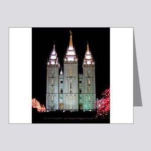 SLC Temple Note Cards (Pk of 20)