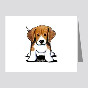 Beagle Puppy Note Cards (Pk of 20)