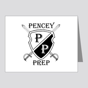 Pencey Prep Note Cards (Pk of 20)