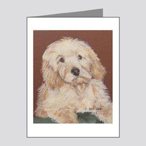 Goldendoodle Note Cards
