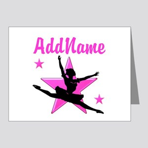 DANCE SUPER STAR Note Cards (Pk of 20)