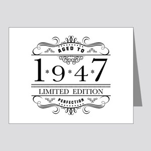 1947 Limited Edition Note Cards