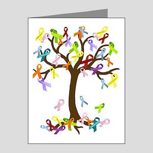 Ribbon Tree Note Cards (Pk of 20)