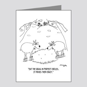 Crop Circles Explained Note Cards (Pk of 20)