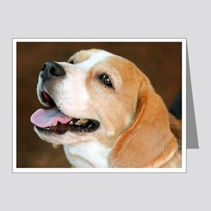 Beagle Dog Note Cards