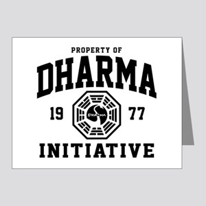 Dharma Initiative Note Cards (Pk of 20)