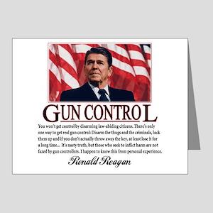 Gun Control Note Cards (Pk of 20)