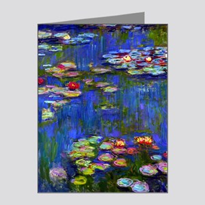 443 Monet WL1916 Note Cards (Pk of 20)