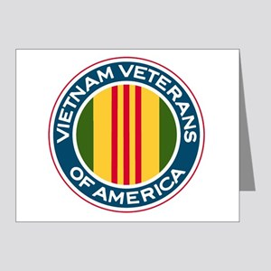 VVA Note Cards (Pk of 20)