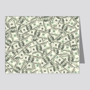 100 Dollar Bill Money Patter Note Cards (Pk of 20)