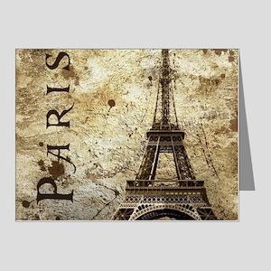 Paris Note Cards (Pk of 20)