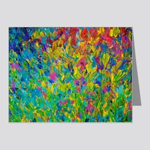 Rainbow Fields Note Cards (Pk of 20)