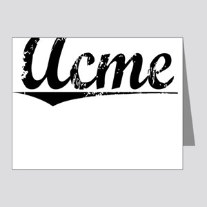 Acme, Vintage Note Cards (Pk of 20)