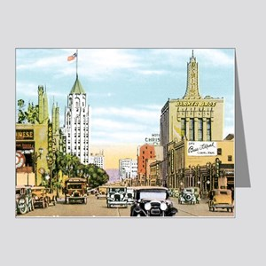 Vintage Hollywood Note Cards (Pk of 20)