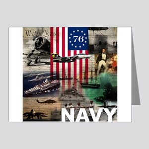NAVY 1776 Note Cards (Pk of 20)