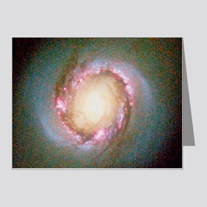 Star birth in galaxy NGC 431 Note Cards (Pk of 20)